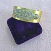3.80ctw Art Deco Asscher & OEC Diamond Brooch Cuff Conversion 7
