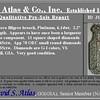 3.80ctw Art Deco Asscher & OEC Diamond Brooch Cuff Conversion 15
