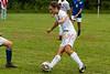 Brookdale's Nicholas Bilotti during the Brookdale Men's Soccer vs Sussex CC at Brookdale CC Soccer Field, Middletown, NJ.  9/13/18.  Tom Smith | tspimages.com