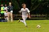 Brookdale's Ney Falcao-Lepre (23) during the Brookdale Men's Soccer vs Sussex CC at Brookdale CC Soccer Field, Middletown, NJ.  9/13/18.  Tom Smith | tspimages.com
