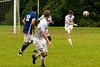 Brookdale's Jason Long (11) during the Brookdale Men's Soccer vs Sussex CC at Brookdale CC Soccer Field, Middletown, NJ.  9/13/18.  Tom Smith | tspimages.com