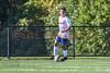 Jake Carey during the BCC vs Raritan Valley CC Soccer Match at Manalapan Park, Manalapan, NJ.  9/3/19.  Tom Smith | tspimages.com