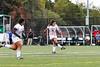 Brookdale's Emma Kuper (19) scoring the third goal during the Brookdale CC vs Bucks County CC  Region XIX WSOC Final at Ocean County CC Soccer Field, Toms River, NJ.  10/26/18.  Tom Smith | tspimages.com