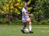 Alexa Hansen during the BCC vs Harcum College Soccer Match at Manalapan Park, Manalapan, NJ.  9/3/19.  Tom Smith   tspimages.com