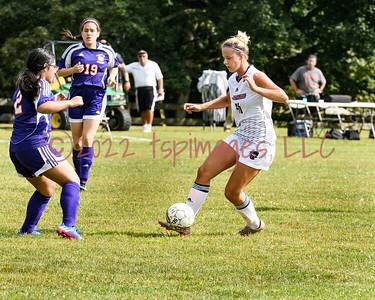 Womens Soccer vs Bergen County CC 2017