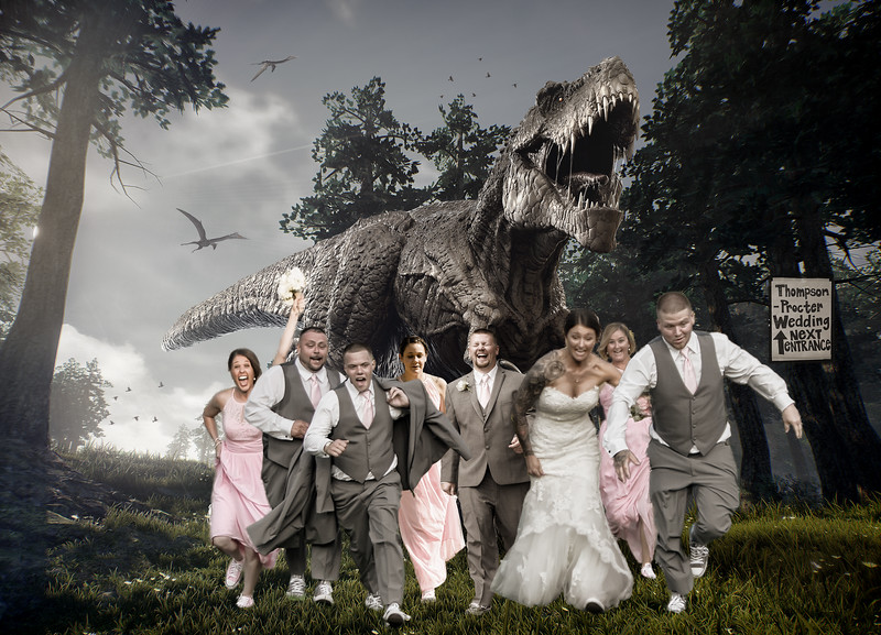 T-REX Montage_Procter Wedding Brown