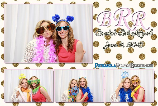 Brooke's Bat Mitzvah 6-4-2016