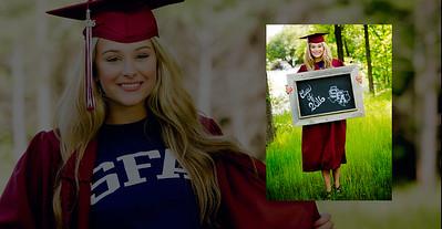 Brooke's Senior Storybook