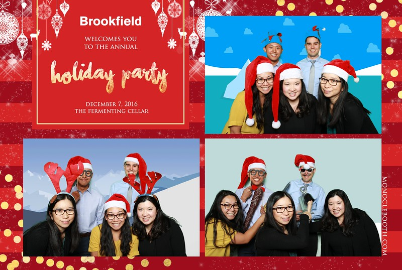 Brookfield Holidays - Fermenting Cellar - 2016