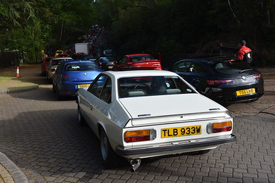 Brooklands Auto Italia day 2019 photos