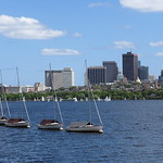 Charles River, Sunday Afternoon