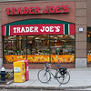 A few doors up from the post office: Trader Joe's. Love this place, but you can't go in hungry, or you'll come out with $100 worth of party food.