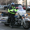 Officer Jack Remy, one of Brookline's finest. January 11, 2007