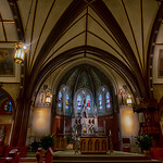St. Mary's and Malachy's, October 22, 2014