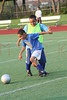 BROOKLYN - June 29: Players compete at Brooklyn Italians Soccer Academy Practice at John Dewey Field in Brooklyn, NY.  (Photo: S.D. Mack Pictures by Steve Mack).