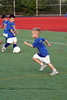 Brooklyn - July 22: Players compete at  Brooklyn Italians Soccer Academy practice at John Dewey High School on Wednesday, July 22, 2009 in Brooklyn, NY.  (Photo by Steve Mack/S.D. Mack Pictures)