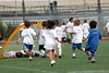 Brooklyn - August 10: Players compete at Brooklyn Italians Soccer Academy Practice at John Dewey High School on Tuesday, August 10, 2010 in Brooklyn, NY.  (Photo by Steve Mack/S.D. Mack Pictures)