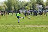 Staten Island - May 8: Players compete at  Brooklyn Italians Soccer Game at New Dorp on Sunday, May 8, 2011 in Staten Island, NY.  (Photo by Steve Mack/S.D. Mack Pictures)