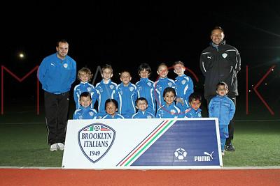 Brooklyn Italians S.A. Roma U-__ Team Photos C