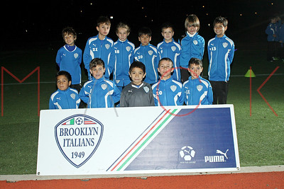 Brooklyn Italians S.A. Roma U-__ Team Photos D