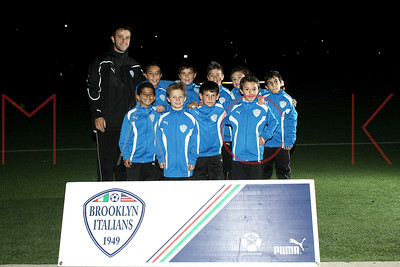 Brooklyn Italians S.A. Roma U-__ Team Photos E