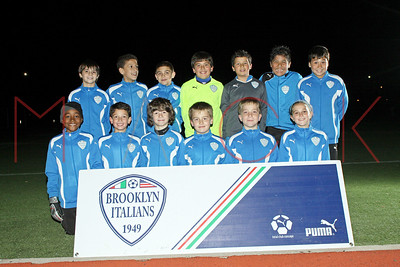 Brooklyn Italians S.A. Roma U-__ Team Photos F
