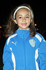 Brooklyn - November 9: Ariana at Brooklyn Italians Soccer Academy Team Photo Session at John Dewey High School on Tuesday, November 9, 2010 in Brooklyn, NY.  (Photo by Steve Mack/S.D. Mack Pictures)
