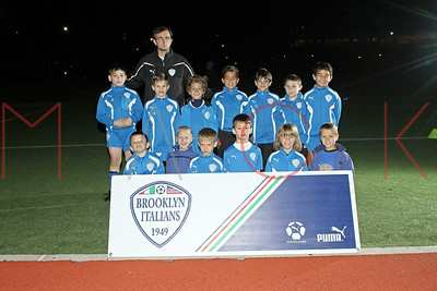 Brooklyn Italians S.A. Roma U-__ Team Photos B