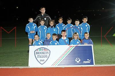 Brooklyn Italians S.A. Roma U-__ Team Photos B