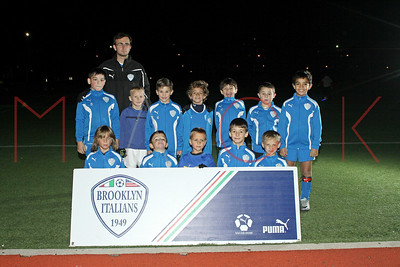 Brooklyn Italians S.A. Roma U-__ Team Photos A