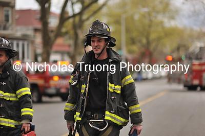 Apr 11, 2012. Brooklyn. 2-Alarm. Near 5th Ave. and 76th St.
