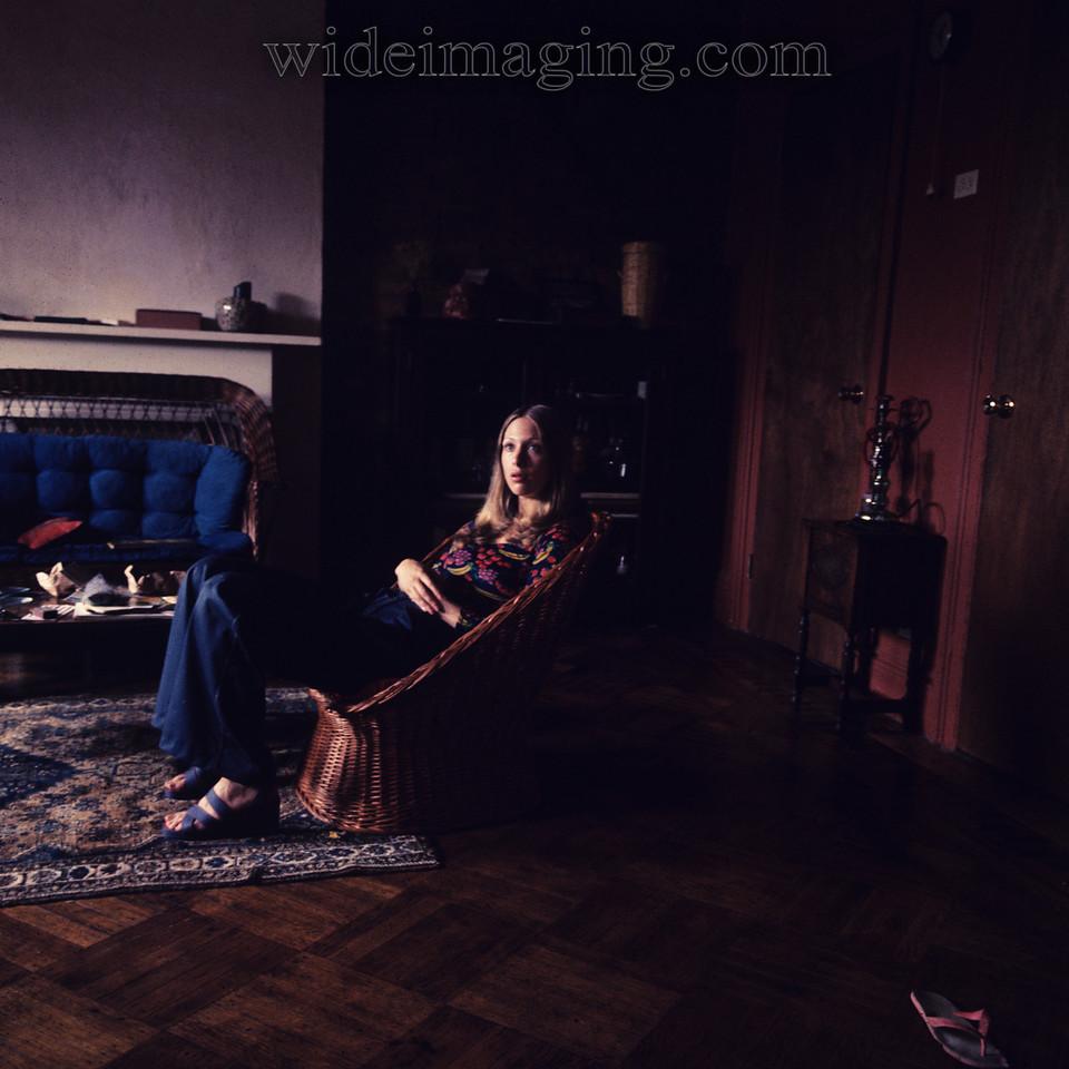 Diane, Fort Greene 1973