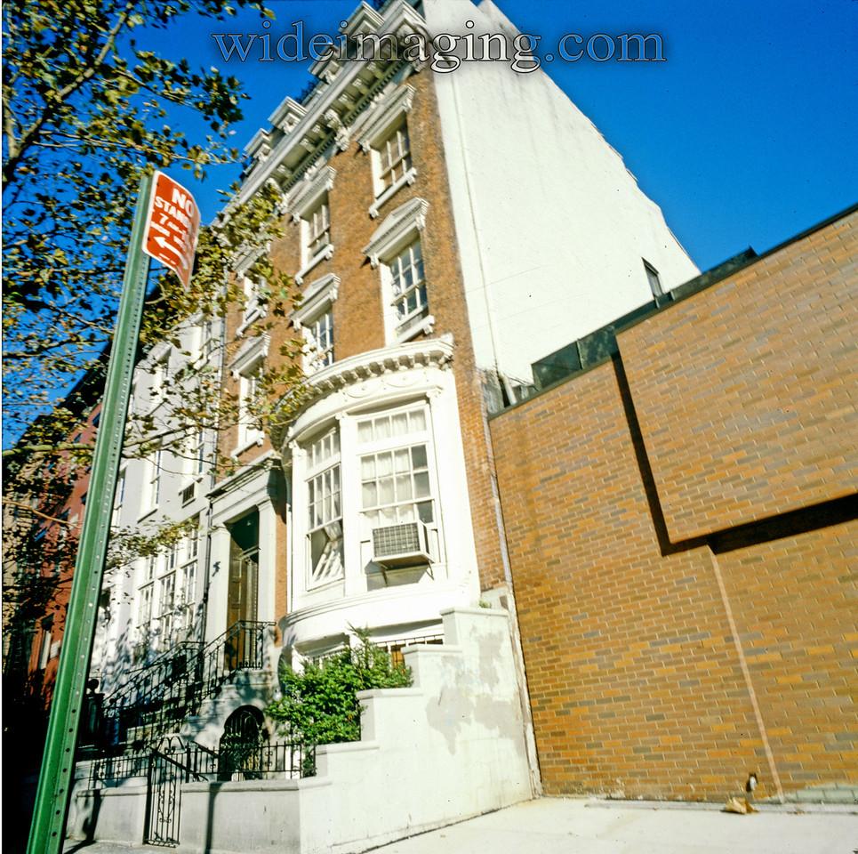 175 Clinton Street, Brooklyn Heights, October 1978.