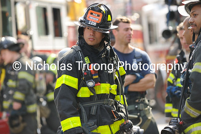 June 06, 2013. Brooklyn. 2-Alarm. Near Marcy Ave. and Myrtle Ave.