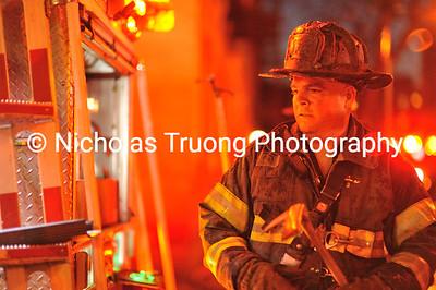 Mar 09, 2013. Brooklyn. 3-Alarm. Near Cortelyou Rd. and Flatbush Ave.