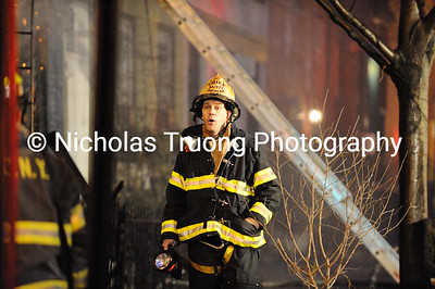Mar 11, 2010. Brooklyn. 2-Alarm. Concord St. and Gold St.