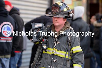 Mar 14, 2013. Brooklyn. 2-Alarm. Near Flatbush Ave. and Berverly Rd.