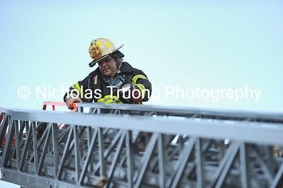 Nov 12, 2011. Brooklyn. 2-Alarm. Near Park Ave. and Classon Ave.