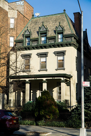 A beautiful old mansion on Washington Avenue near DeKalb.