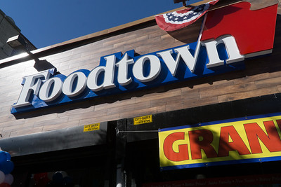 Welcome to the new Foodtown on Vanderbilt Avenue!