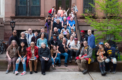 Our annual block photo. End of a great day on Park Place. Thank you PPUABA!