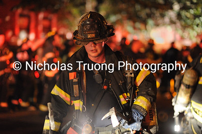Sep 03, 2012. Brooklyn. 4-Alarm. Near Kingston Ave. and Carroll St.