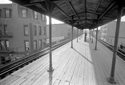 The Myrtle Avenue El