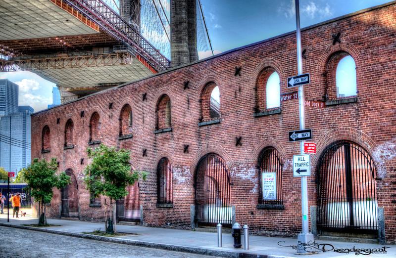 Water Street Brooklyn, New York
