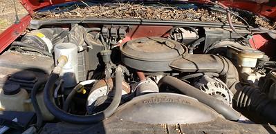 1995 Chevy S10 Picku
