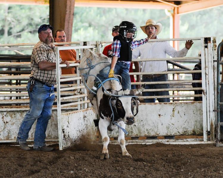 Jr Rodeo May 2015
