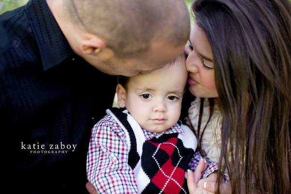 Brooks Family 2012