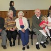 Howard and Gloria Sattler, Floreine Lomax, Shorty and Margie Halfman