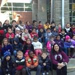 1st Graders Visit Ossining Sculptures