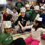 Brookside Celebrates 100th Day of School (3.3.14)